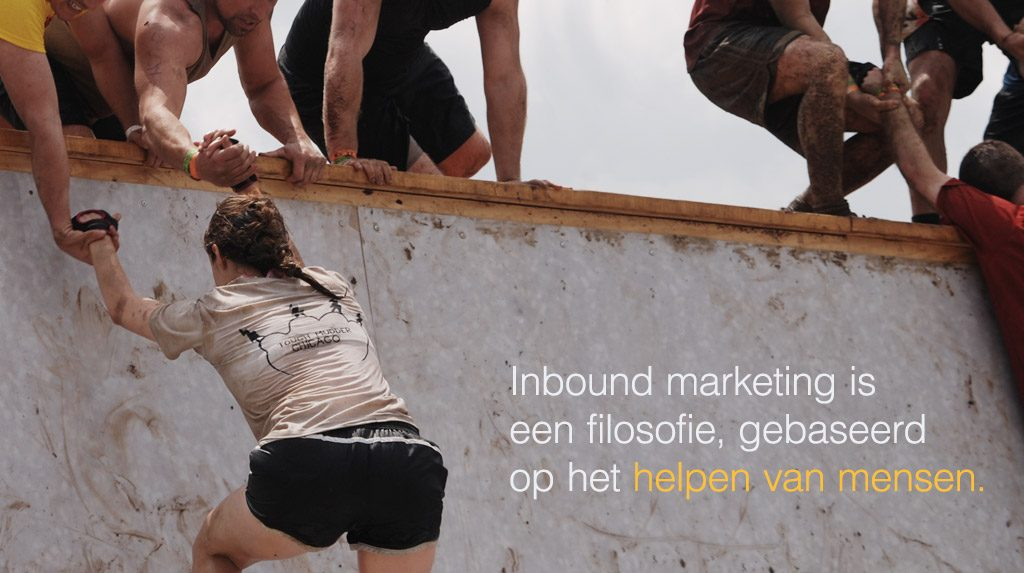 Mensen helpen via Inbound Marketing